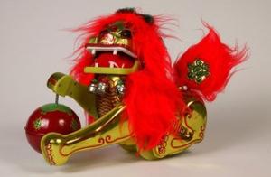 dragon chinese new year saco