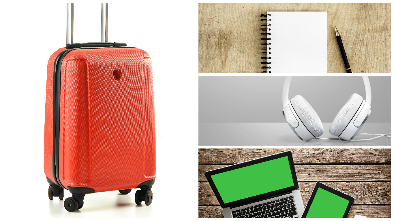 The business traveller's toolkit