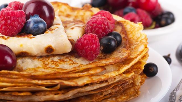 pancakes saco pindrop