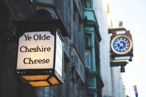 cheshire cheese pindrop