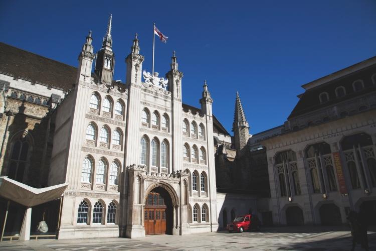guildhall heritage gallery pinbdrop
