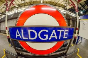 Aldgate Tube
