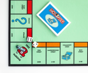 Monopoly Fleet Street