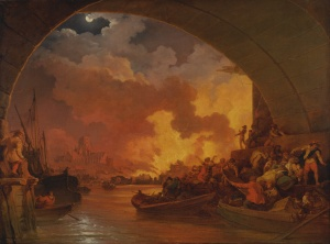 great fire of loondon